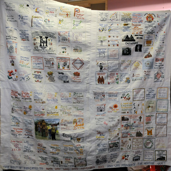The Heritage Quilt
