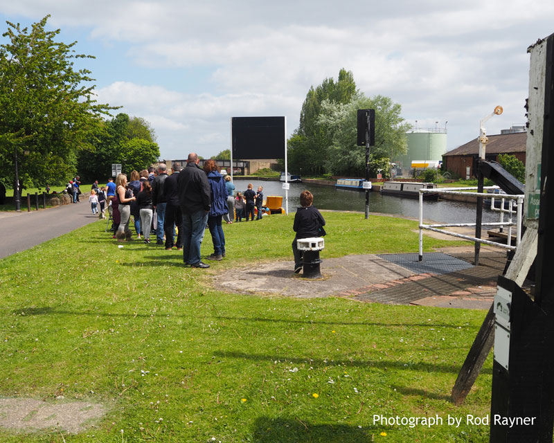 Castleford Canal Festival May 2015