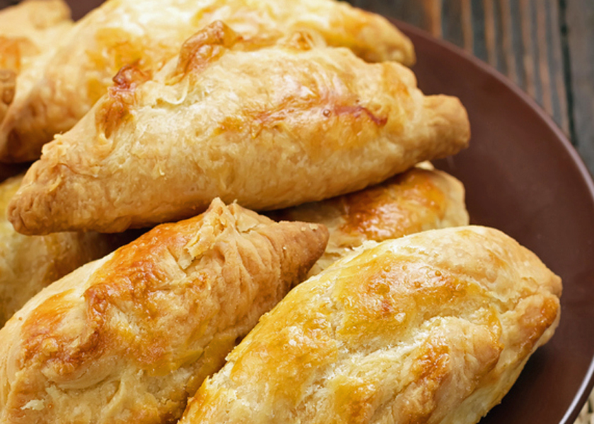 Yorkshire Mint Pasties